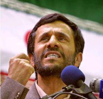 Ahmadinejad - Same Hate, Different Face